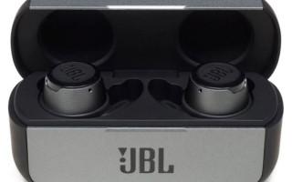 Обзор Jbl Reflect Flow
