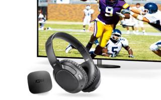 Подключение беспроводных Bluetooth наушников к телевизору