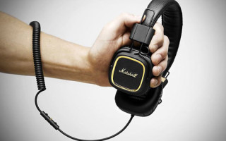 Наушники Marshall Major 2 Bluetooth