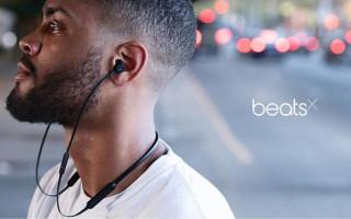 Беспроводные наушники Beats X Wireless