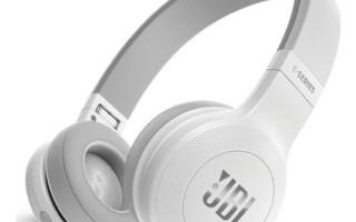 Беспроводные наушники Jbl E45bt