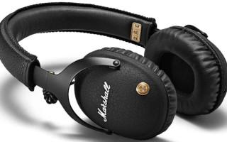 Обзор Marshall Monitor Bluetooth