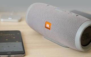 Подключение Bluetooth колонки к телефону