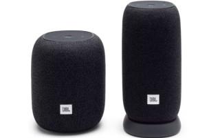 Умные колонки Jbl Link Music и Jbl Link Portable