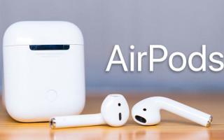Проверяем наушники Airpods на оригинальность
