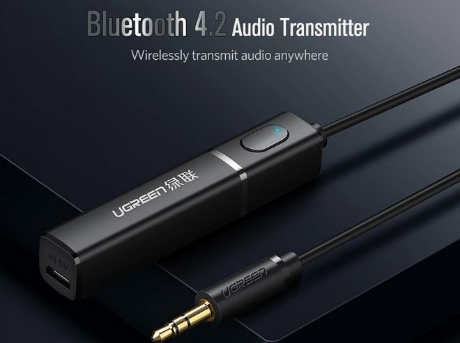 Bluetooth-трансмиттер для телевизора