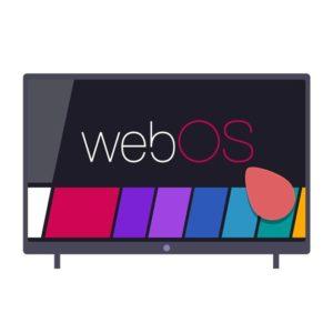 Телевизор с WebOs