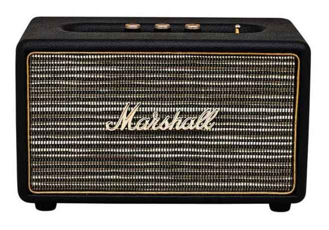 Портативная акустика Marshall-Acton-BT