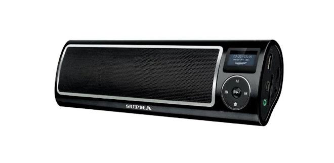 Блютуз колонка SUPRA PAS 6255