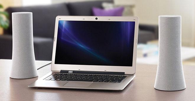 Ноутбук с блютуз колонками