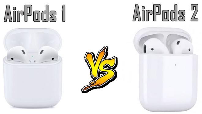 Наушники AirPods 1 и 2