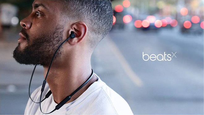 Гарнитура блютуз BeatsX Wireless