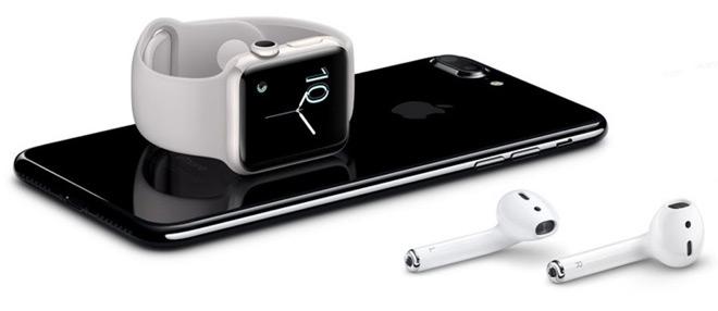 Подсоединение к Apple Watch