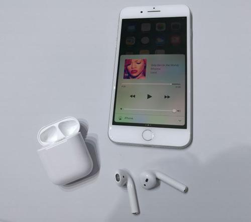 Беспроводное подключение к iPhone