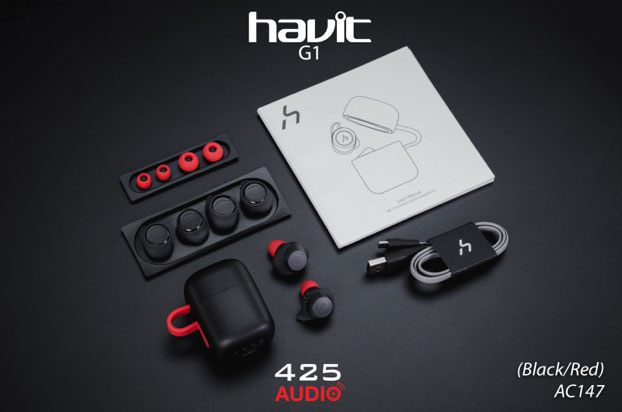 Комплектация Havit G1