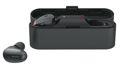 Наушники с кейсом Sony WF 1000X