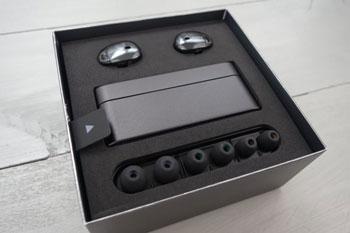 Sony WF 1000X в коробке