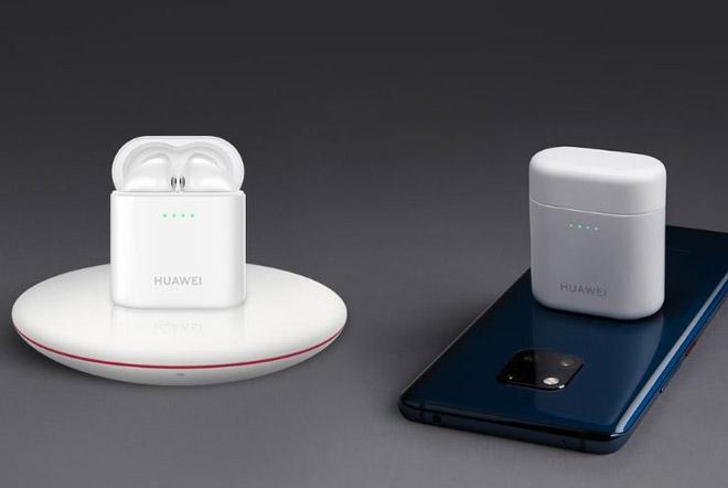Подключение Huawei Freebuds к телефону