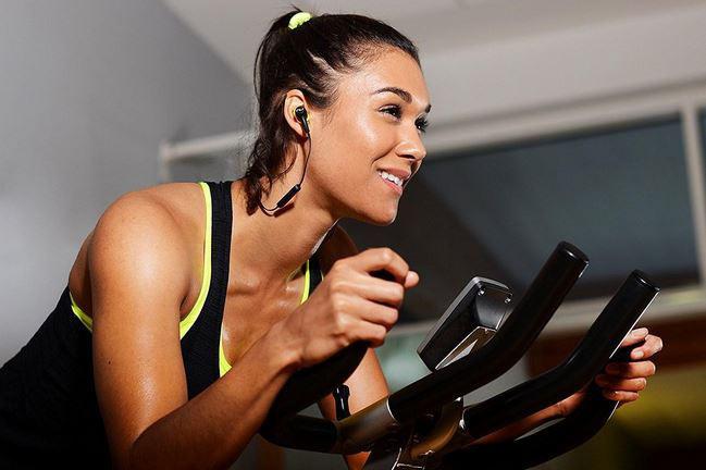 Беспроводные наушники для фитнеса