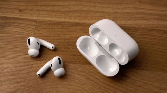 Airpods Pro и кейс