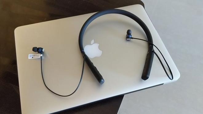 Пддключение беспроводных наушников к MacBook