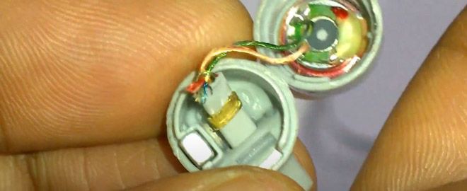 Провода к наушнике