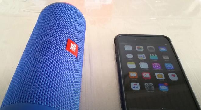 Спикерфон и смартфон
